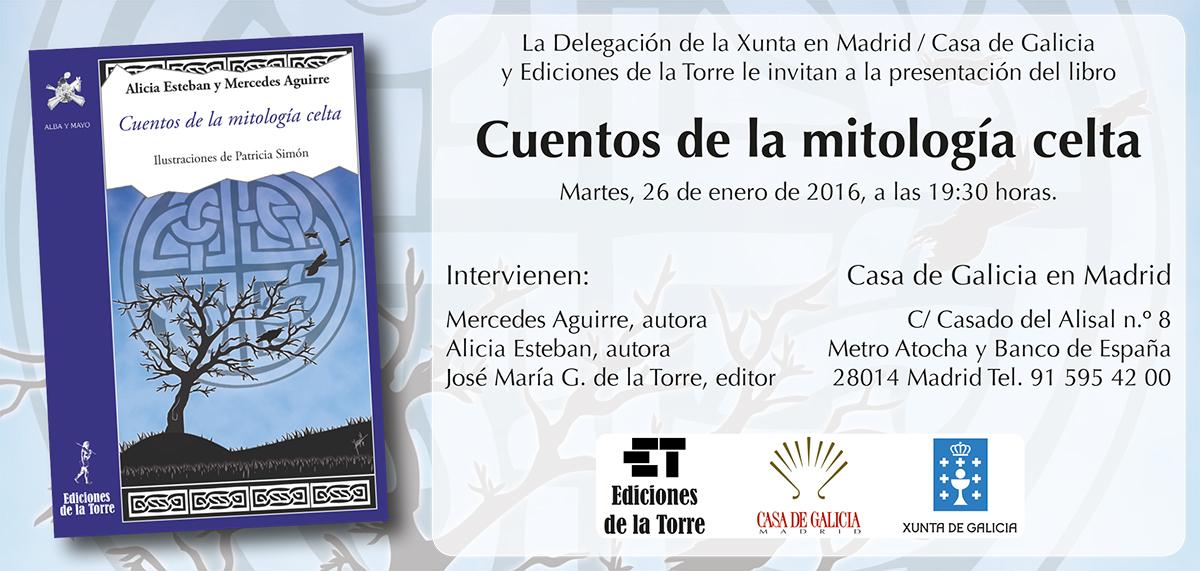 InvitacionMitologiaCelta