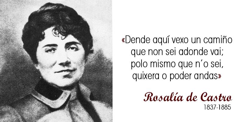 179 Años Rosalía De Castro